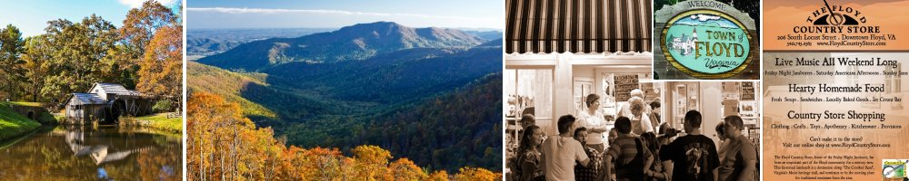 Floyd county va bed and breakfasts vacation rentals for Floyd county arts and crafts festival